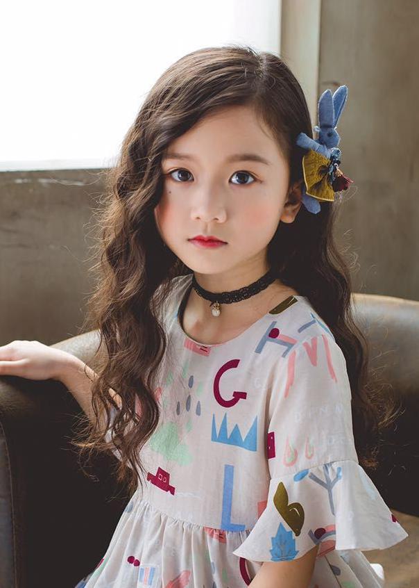 儿童模特_雨晴