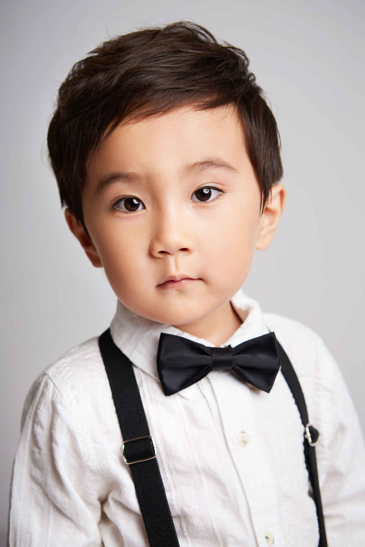 儿童模特_刘智宸