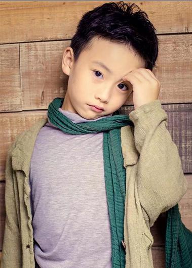 儿童模特_李雨泽
