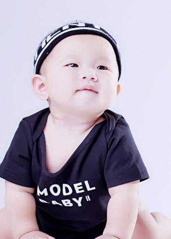 儿童模特_杜婼菲
