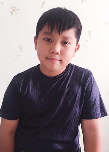 儿童模特_杨之囝