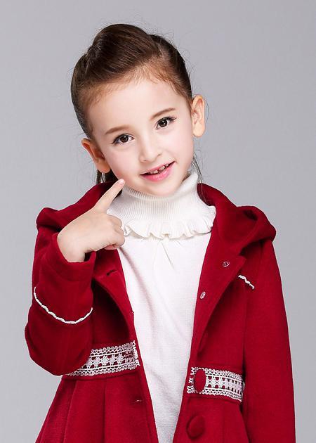 儿童模特_石利亚