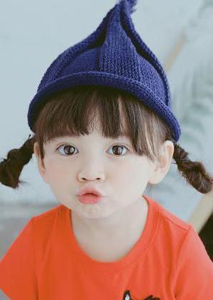 儿童模特_何芯妍