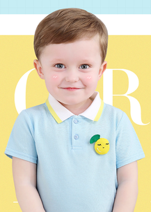 儿童模特_Dariy