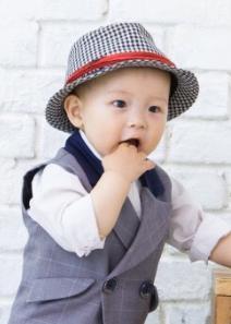 儿童模特_黄锦南