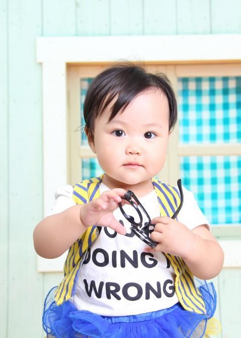 儿童模特_胡诗蕾