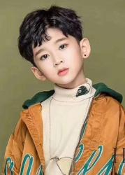 儿童模特_杨帛翰