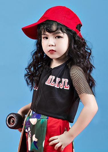 儿童模特_张芷菡
