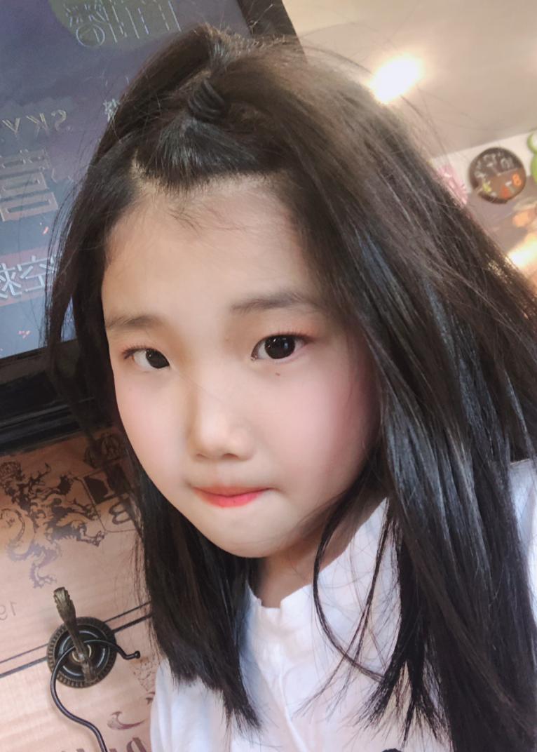 儿童模特_许家欣