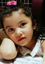 儿童模特_孜拉莱