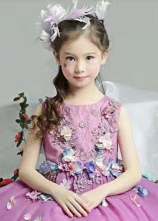 儿童模特_Ariel