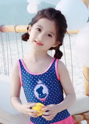 儿童模特_陈子萱