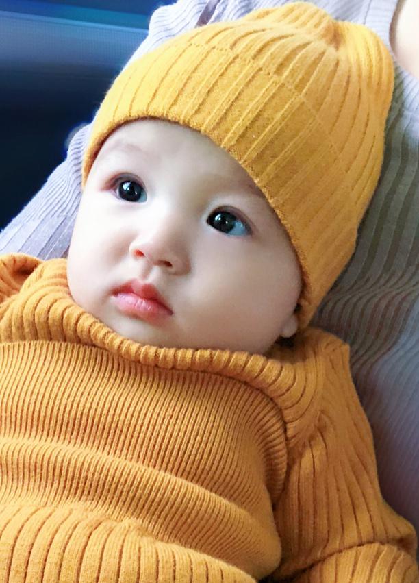 儿童模特_李玲菲