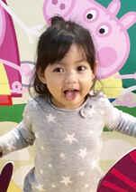 儿童模特_Tina