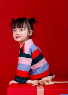 儿童模特_李瑆苒