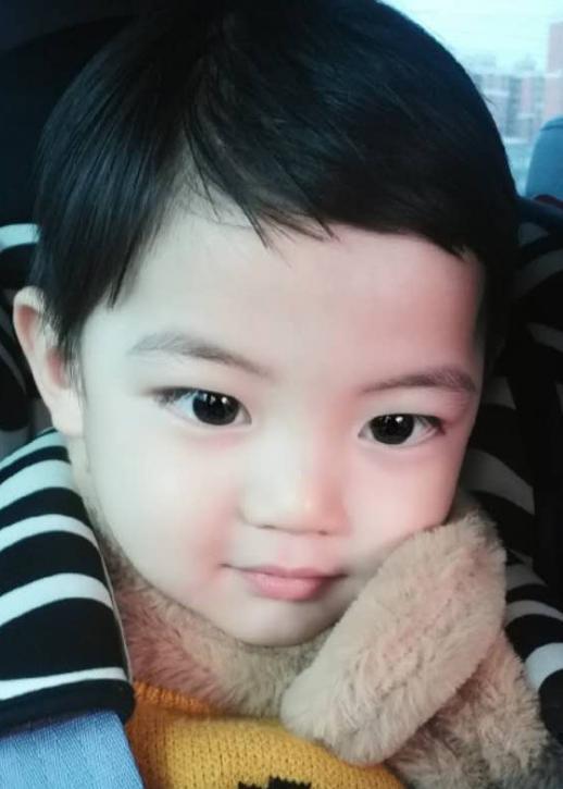 儿童模特_李彦纶
