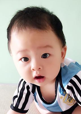儿童模特_圆圆baby