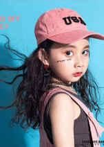 儿童模特_王若嘉