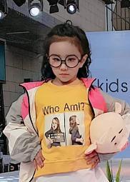 儿童模特_李慧茜