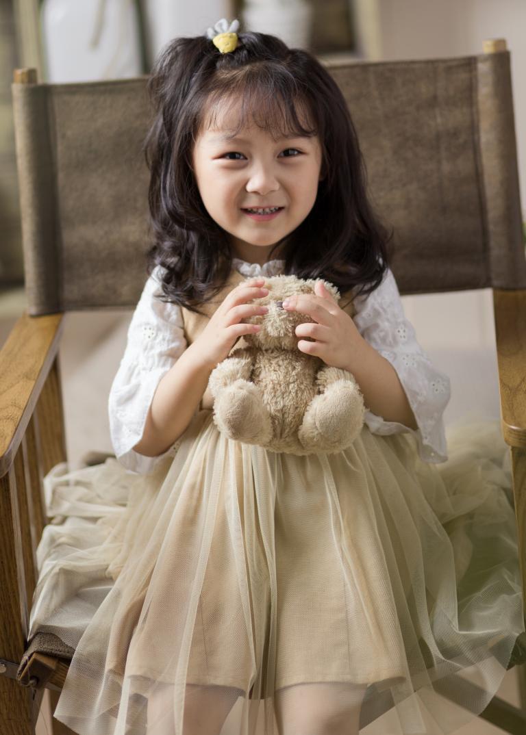 儿童模特_李雨桐