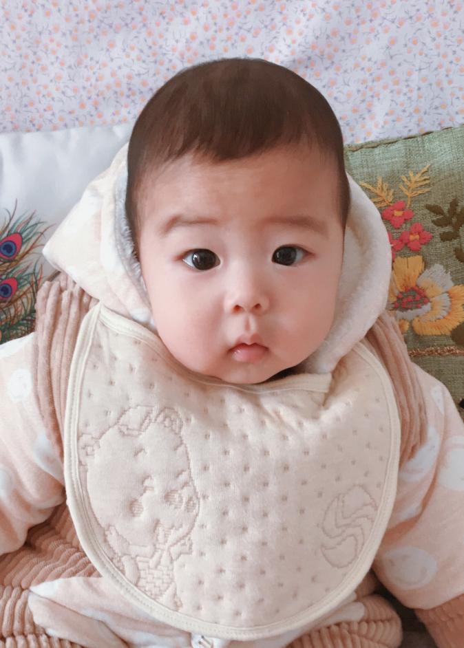 儿童模特_杨字墨