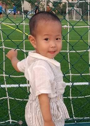 儿童模特_张源骏