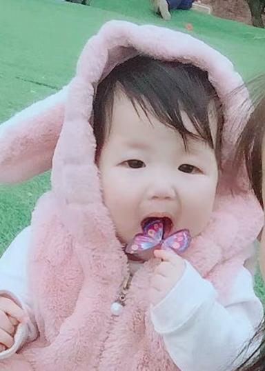 儿童模特_吴洛妃
