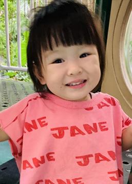 儿童模特_黄容