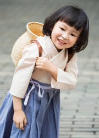 儿童模特_Aurora
