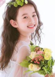 儿童模特_王思涵