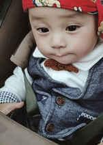 儿童模特_杨柳