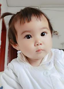 儿童模特_邹亦苒