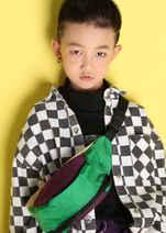 儿童模特_黄浩冉