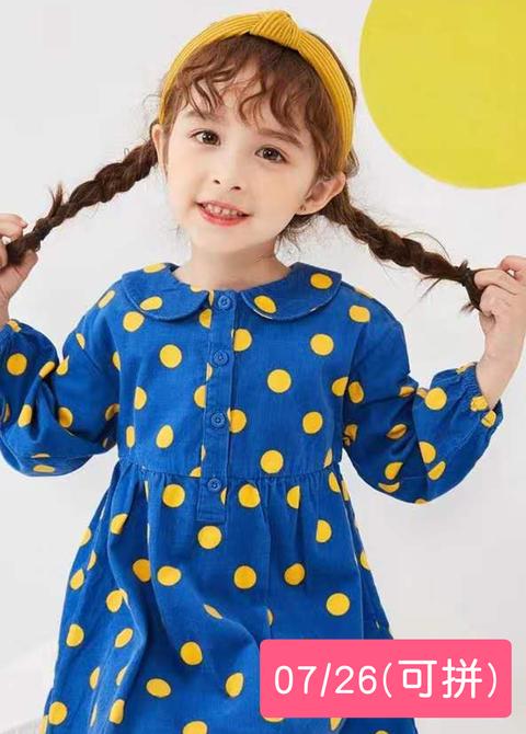 儿童模特_Fia