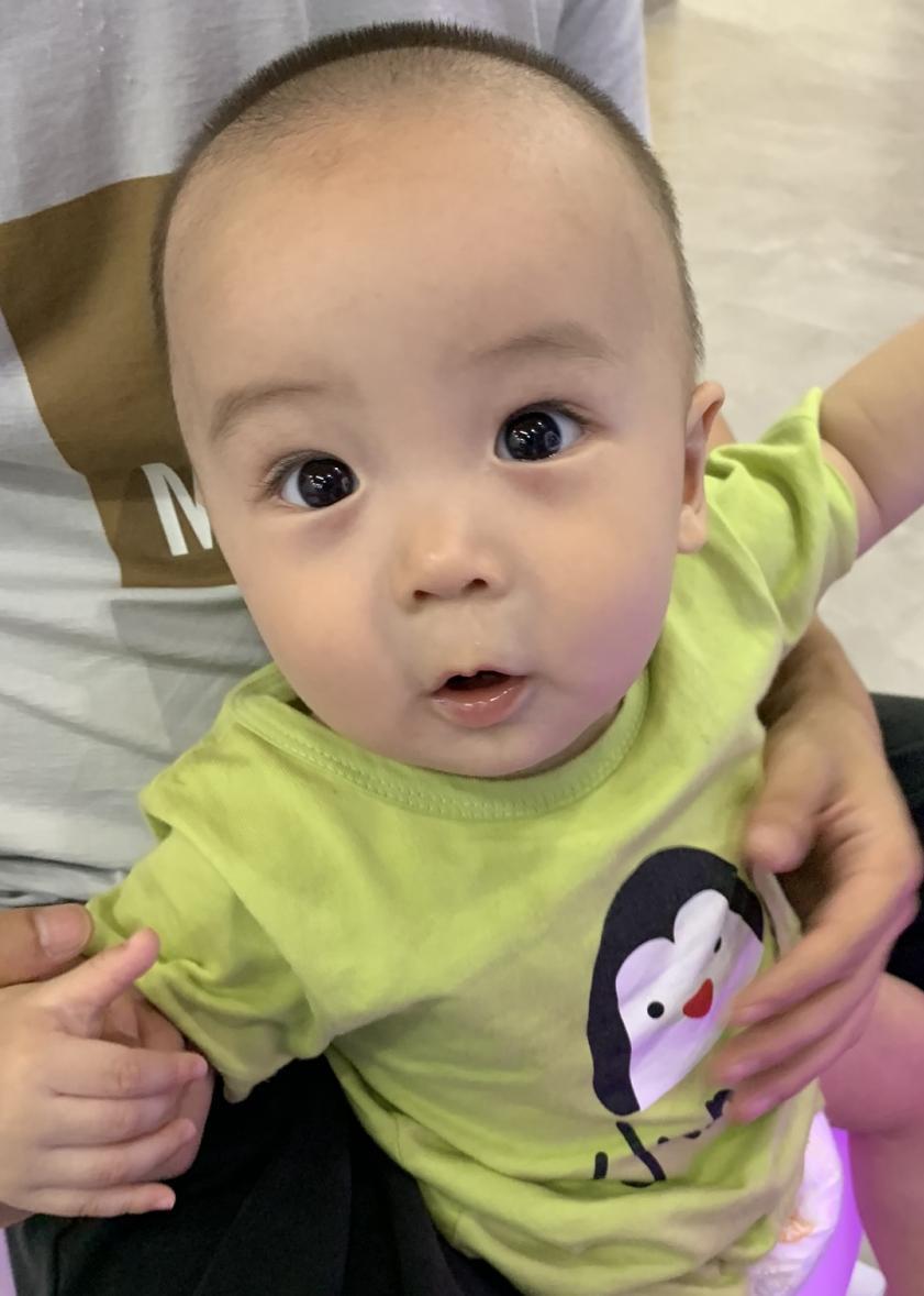 儿童模特_刘锦程