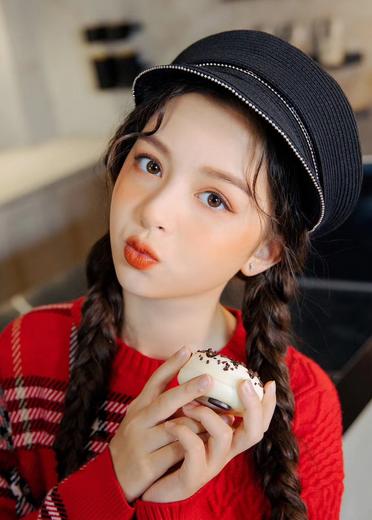 儿童模特_玛尔娜