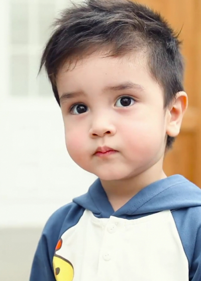 儿童模特_程天