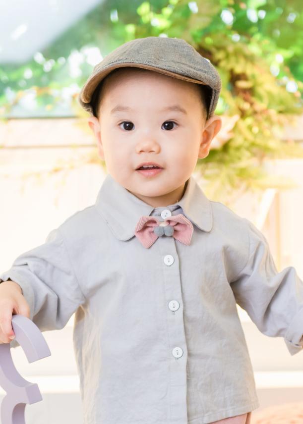 儿童模特_王谦程