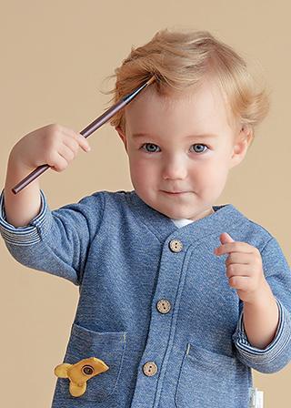 儿童模特_Damir