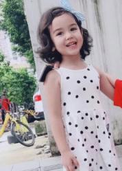 儿童模特_林穆娜