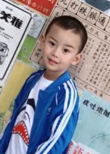 儿童模特_乔云浩