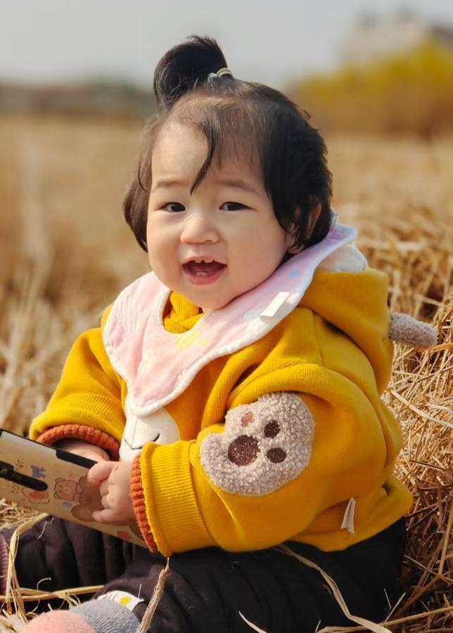 儿童模特_曹佳宁