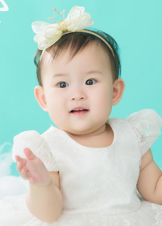 儿童模特_孟心瑜