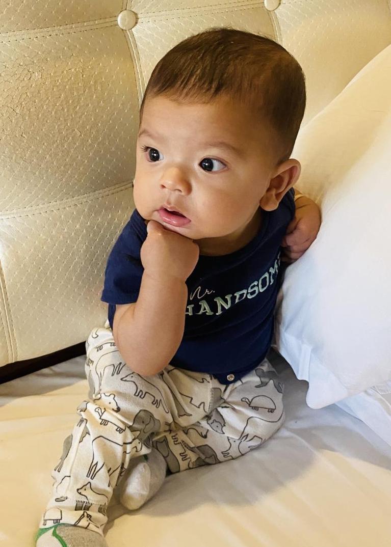 儿童模特_Victor