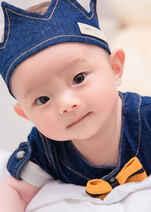 儿童模特_张文文