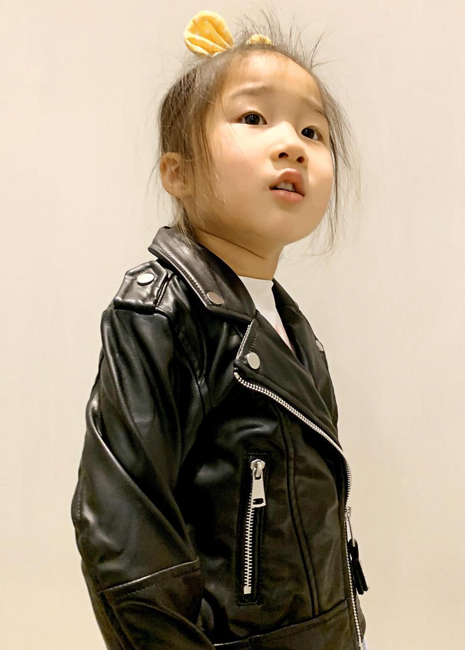 儿童模特_佳怡