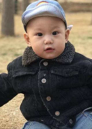 儿童模特_王智贤