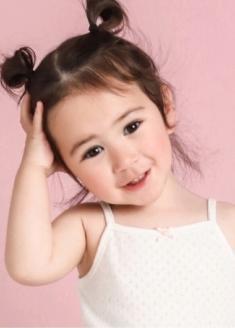 儿童模特_小莲子 Irina