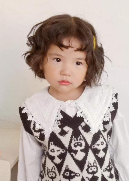 儿童模特_赵蓉