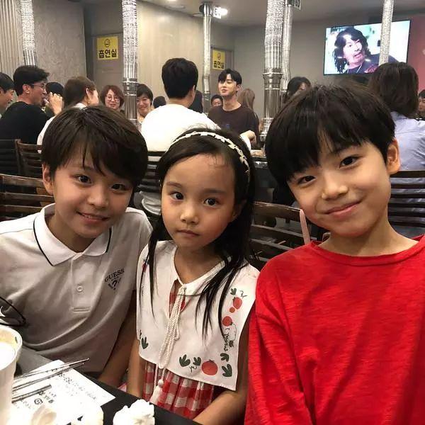 搭档朴叙俊李民基,这枚韩国10岁童星太